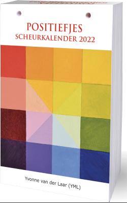 Positiefjes Scheurkalender 2022 - alvast reserveren