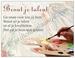 Gedichtkaart YML 1007: Benut je talent