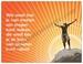 Gedichtkaart YML 1170: Van moeten naar mogen