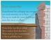 Gedichtkaart YML 1743: Een muurtje