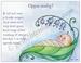 Gedichtkaart YML 1685: Oppas nodig?
