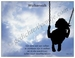 Gedichtkaart YML 514: Wolkenvolk