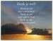 Gedichtkaart  YML 509: Dank je wel!